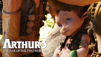 Is Arthur 3 The War Of The Two Worlds 2010 On Netflix Usa